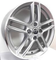 """Jogo de rodas VW Gol Aro 15"""" - Scorro S217 - Furação 15x6 - DC -"""
