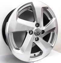 """Jogo de rodas VW GOLF NOVO Aro 17"""" Scorro S250 - Furação 5x112 - KC -"""