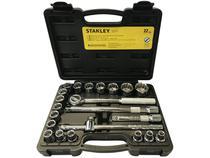 Jogo de Soquetes Stanley STMT81242-84 - 8-32mm 22 Peças