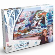 Jogo de Tabuleiro - Aventura no Gelo - Disney - Frozen 2 - Grow -