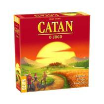 Jogo de Tabuleiro Catan O Jogo Devir Board Game -