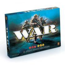 Jogo de Tabuleiro com Estratégia War - 2000 - Grow -