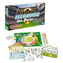 Jogo De Tabuleiro Mercado Da Bola - Nig -