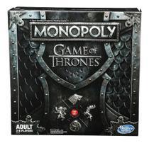 Jogo De Tabuleiro Monopoly Game Of Thrones Hasbro - E3278 -