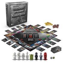 Jogo de Tabuleiro Monopoly Mandalorian Star Wars Disney Hasbro -