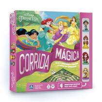 Jogo de Tabuleiro - Princesas Disney - Corrida Mágica - Copag -