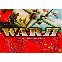 Jogo De Tabuleiro War 2 Grow -