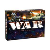 Jogo de Tabuleiro War Edição Especial Grow -