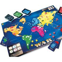 Jogo de Tabuleiro WAR - GROW