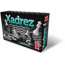 Jogo de Tabuleiro Xadrez - Coluna