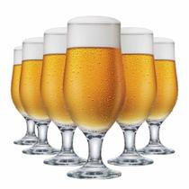 Jogo de Taças Cerveja Royal Beer Vidro 330ml 6 Pcs - Ruvolo