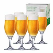 Jogo de Taças de Cerveja Cristal Sparkling M 390ml Conjunto 6 Pcs - Ritzenhoff