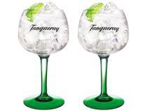 Jogo de Taças para Gin Vidro 600ml 2 Peças - Globimport Diageo Tanqueray -