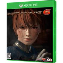 Jogo dead or alive 6 xbox one - Team ninja