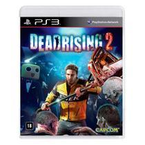 Jogo Dead Rising 2 - PS3 - Capcom