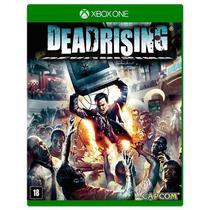 Jogo Dead Rising: Remasterizado - Xbox One - Capcom