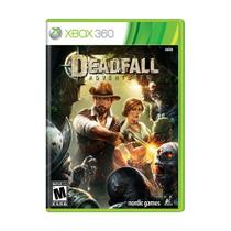 Jogo Deadfall Adventures - Xbox 360 - Nordic games