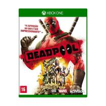 Jogo Deadpool: The Game - Xbox One - Activision