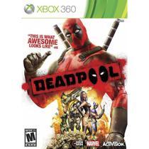 Jogo DeadPool - Xbox 360 - Activision