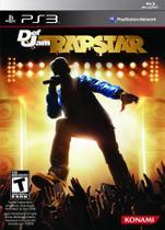 Jogo Def Jam Rapstar - PS3 - KONAMI -