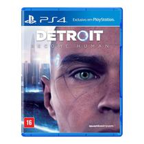 Jogo Detroit Become Human - PS4 - Sony studios