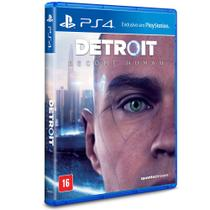 Jogo Detroit Become Human - PS4 - Sony