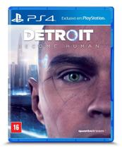 Jogo Detroit Become Human Ps4 - Sony