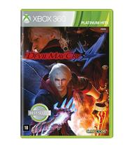 Jogo Devil May Cry 4 - Xbox 360 - CAPCOM