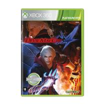 Jogo Devil May Cry 4 - Xbox 360 - Capcom