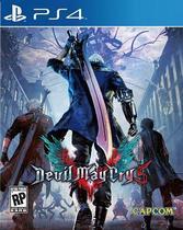 Jogo Devil May Cry 5 (PRÉ-VENDA) PS4 - Mídia Física Lacrado - Capcom