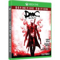 Jogo Devil May Cry Definitive Edition - XBOX One - Microsoft