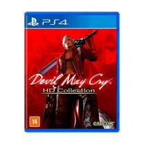 Jogo Devil May Cry HD Collection - PS4 - Capcom