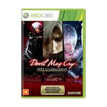 Jogo Devil May Cry HD Collection - Xbox 360 - Capcom