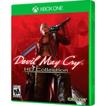 Jogo devil may cry hd collection xbox one - Capcom