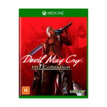 Jogo Devil May Cry HD Collection /xbox One - Capcom