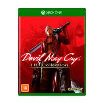 Jogo Devil May Cry HD Collection - Xbox One - Capcom