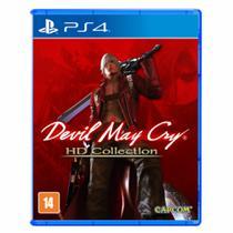 Jogo Devil May Cry Ps4 - Capcom
