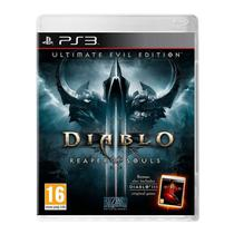 Jogo Diablo 3 Reaper of Souls ( Ultimate Evil Edition ) - PS3 - Blizzard
