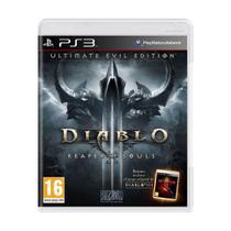 Jogo Diablo III: Reaper of Souls (Ultimate Evil Edition) - PS3 - Blizzard