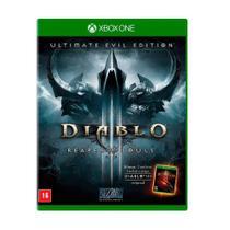 Jogo Diablo III: Reaper of Souls (Ultimate Evil Edition) - Xbox One Nacional - Blizzard