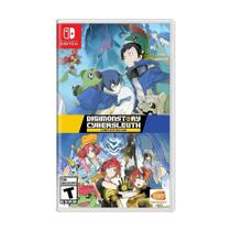 Jogo Digimon Story Cyber Sleuth: Complete Edition - Switch - Bandai Namco Entertainment