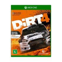 Jogo DiRT 4 (Edição Day One) - Xbox One - Codemasters