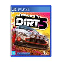 Jogo Dirt 5 - PS4 - Codemasters