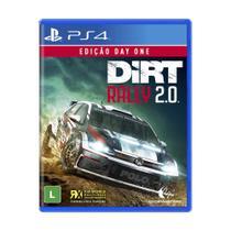 Jogo DiRT Rally 2.0 (Edição Day One) - PS4 - Codemasters