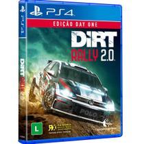 Jogo Dirt Rally 2.0 - PS4 - Codemasters
