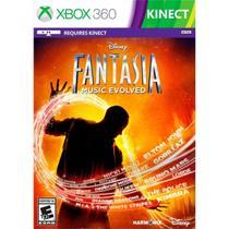 Jogo Disney Fantasia Music Evolved Kinect para Xbox 360 Disney -
