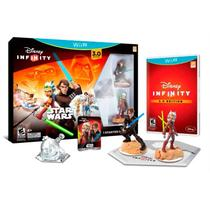 Jogo Disney Infinity 3.0: Star Wars (Starter Pack) - Wii U -