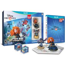 Jogo Disney Infinity Toy Box Starter Pack 2.0 Edition Wii U - Nintendo