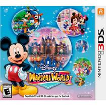 Jogo Disney Magical World - Nintendo 3ds/2DS - Cartucho