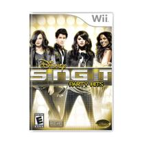 Jogo Disney Sing It: Party Hits - Wii -